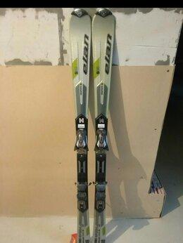 Горные лыжи - Горные лыжи elan s08 б.у,с креплениями, 0