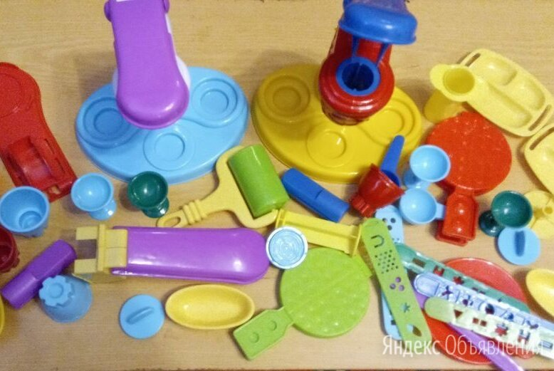 Набор для лепки пластилином по цене 350₽ - Лепка, фото 0