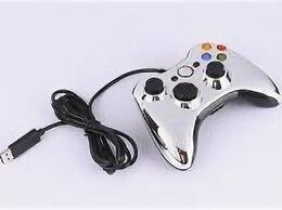 Рули, джойстики, геймпады - Проводные джойстики на Xbox 360 и компьютер, 0