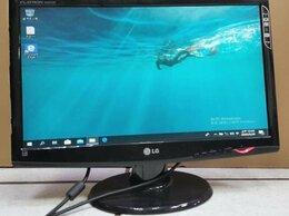 """Мониторы - ЖК Монитор 20"""" LG W2043SE, 0"""