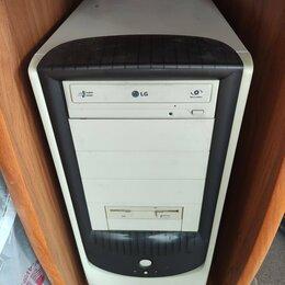 Настольные компьютеры - Компьютер системный блок конфигурация на фото, 0