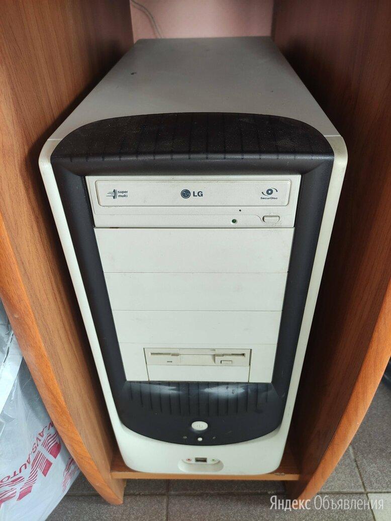 Компьютер системный блок конфигурация на фото по цене 1990₽ - Настольные компьютеры, фото 0