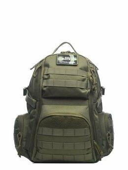 Рюкзаки - Рюкзак тактический Hantsman ткань Оксфорд 40л, 0