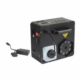 Световое и сценическое оборудование - Генератор дыма WS-SM900LEDV вертикальный 900Вт…, 0