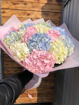 Цветы, букеты, композиции - Букет гортензий , 0