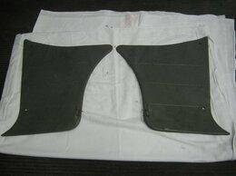 Интерьер  - Обивка боковины ног Ваз 2101 - 2107 серая и черная, 0