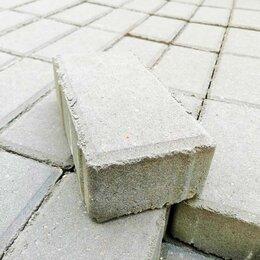 Тротуарная плитка, бордюр - Тротуарная плитка Брусчатка, 0
