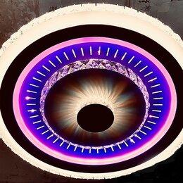 Люстры и потолочные светильники - Светильник LED потолочный НJT10018/500 232 W с ПДУ, 0