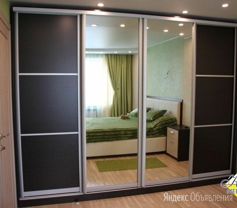 Шкаф купе на заказ #102 по цене 12400₽ - Шкафы, стенки, гарнитуры, фото 0