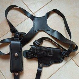 Кобуры - Кобура Гроза 04 (041) оперативная с чехлом для доп магазина, 0