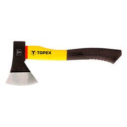 Топоры - Topex Топор 1000 г рукоятка из стекловолокна TOPEX (05A203), 0