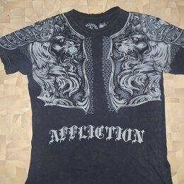 Футболки и майки - Футболки Affliction, Xtreme Couture, Desigual, Diesel, 0