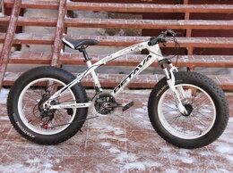 Велосипеды - Детский велосипед фэтбайк Petava, 0