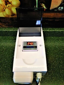 Грили, мангалы, коптильни - Терморегулятор регулятор температуры для коптильни, 0