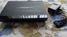 3G,4G, LTE и ADSL модемы - Роутер D-Link DPN-R5402 в идеальном состоянии, 0