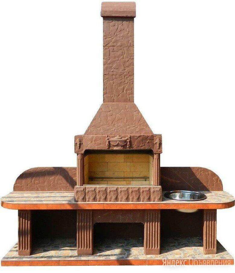 Печь барбекю для беседки Царь по цене 116990₽ - Грили, мангалы, коптильни, фото 0