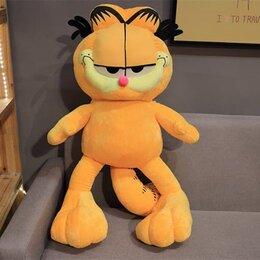 Мягкие игрушки - Мягкая игрушка Кот Гарфилд 85 см, 0