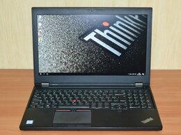 Ноутбуки - Ноутбук Lenovo ThinkPad P50, 0
