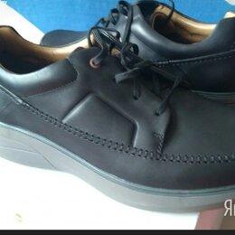 Туфли - 😀👍Мужская обувь Clarks 48 размер 32 сантиметра по стельке оригинал. , 0