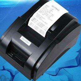 Принтеры чеков, этикеток, штрих-кодов - Принтер чеков чековый принтер новый xprinter, 0