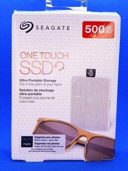 Внешние жесткие диски и SSD - Внешний диск SSD SEAGATE One Touch STJE500402…, 0