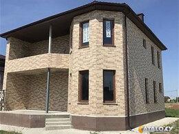 Фасадные панели - Фасадная система АМК     Акрилово-Мраморная крошка, 0