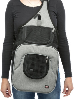 """Транспортировка, переноски - Сумка-рюкзак для кошек и собак """"Savina"""" Trixie, 0"""