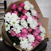 цветы  в Воронеже, розы , хризантемы , лилии . Доставка. по цене 60₽ - Цветы, букеты, композиции, фото 4