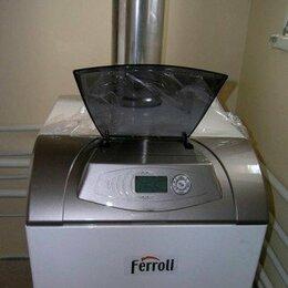 Отопительные котлы - Котел напольный газовый Ferroli, 0