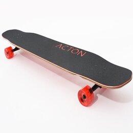 Скейтборды и лонгборды - Скейтборд Xiaomi Acton D1 Black-Red, 0