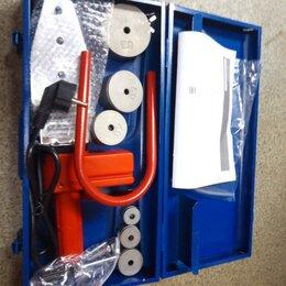 Электрические паяльники - паяльник утюг для пластиковых труб, 0