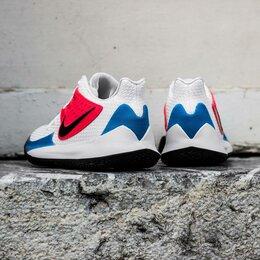 Кроссовки и кеды - Nike Kyrie Low 2 White Blue Crimson AV6337-100 Rel, 0