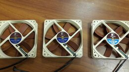 Кулеры и системы охлаждения - Вентилятор компьютерный Noctua NF-S12A PWM., 0
