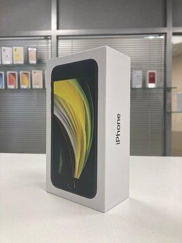 Мобильные телефоны - iPhone SE 2020 128gb Black A2296 Ростест, 0
