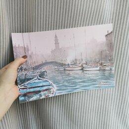 """Картины, постеры, гобелены, панно - Картинки """"Венеция"""" под рамку , 0"""