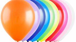 Воздушные шары - Шарик воздушный 100шт в уп перламутровые /150, 0