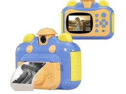 Фотоаппараты - Детская камера Leilam с функцией мгновенной печати, 0