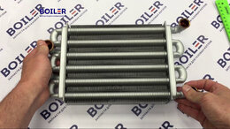 Обогреватели - Теплообменник битермический, 0
