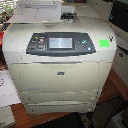 Принтеры и МФУ - Принтер HP 4250, 0