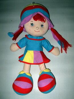 Куклы и пупсы - Мягкая яркая кукла рост 65 см., 0