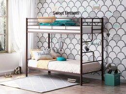Кроватки - Металлическая двухъярусная кровать Севилья-4, 0