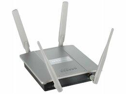 Оборудование Wi-Fi и Bluetooth - D-Link DAP2690-RU-A1A - WiFi 2.4 и 5Гц точка…, 0