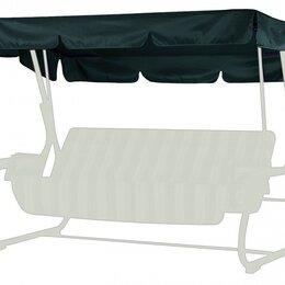 Аксессуары для садовой мебели - Тент для садовых качелей с прямой крышей, 0