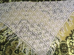 Шарфы и платки - Большая шаль, 0