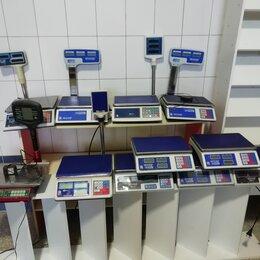 Торговля - Весы торговые электронные настольные, 0