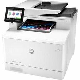 Принтеры, сканеры и МФУ - МФУ Лазерное HP LaserJet Pro MFP M428fdn, 0