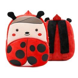 Рюкзаки, ранцы, сумки - Детский плюшевый рюкзак. , 0
