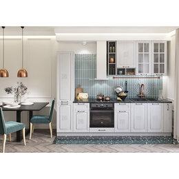 Мебель для кухни - Модульный кухонный гарнитур «Опера» 2800 (Белый…, 0