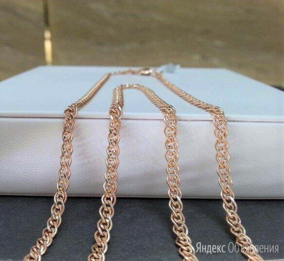 Золотая цепочка • Нонна длина 60 см, проба 585 по цене 20640₽ - Цепи, фото 0