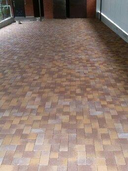 Тротуарная плитка, бордюр - Тротуарная плитка премиум, 0